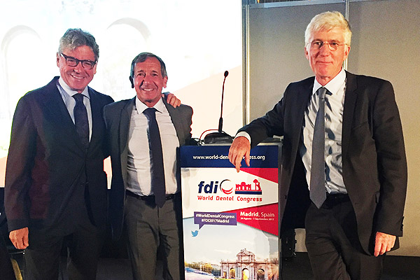 Joan Pi Urgell, Patrick Palacci, Franck Renouard